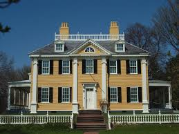 colonial home the best colonial home design with symmetrical exterior