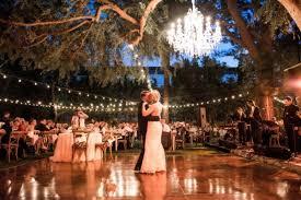 Backyard Wedding Lighting by Romantic Backyard Wedding By Robert Evans Karson Butler Events