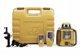 topcon rl sv2s dual grade laser sealand survey and safety equipment