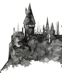 best 25 hogwarts silhouette ideas on pinterest hogwarts tattoo