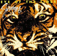 my mixtape eye of the tiger by survivor kalw