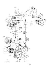 diagram poulan fuel line diagram