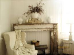 Shabby Chic Fireplace Mantels by 252 Best Mantels Images On Pinterest Fireplaces Mantles And