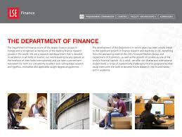 lse masters in finance 2016