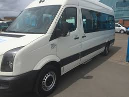 volkswagen minibus electric 2011 volkswagen crafter minibus 7 seats plus wheelchair spaces