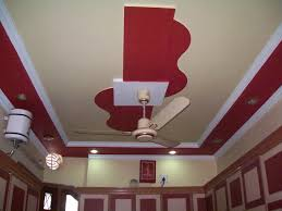 Designs Of Fall Ceiling Of Bedrooms Bedroom Great Ceiling Fans On Red Themes Plafond As False Bedroom