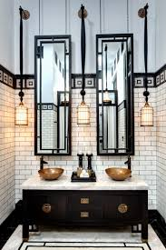 Art Deco Flooring Ideas by 26 Awesome Bathroom Ideas Gold Bathroom Black White Gold And