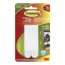 Command Outdoor Light Clips Command Large Picture Hanging Strips Walmart Canada