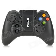 bluetooth gamepad android wamo wireless bluetooth gamepad for android ios cell phone pc