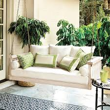 cushion porch swing