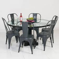 Industrial Style Dining Room Tables by Industrial Style Dining Room Tables Inspirations Including Round