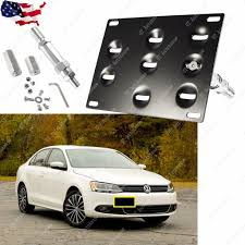 volkswagen brunei license plate front bumper mount bracket holder volkswagen jetta