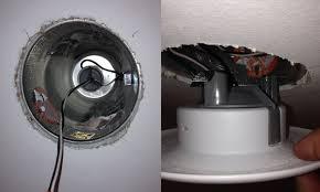 utilitech 3 inch recessed lighting weird recessed light housing drywall how do i get my fixture flush