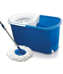 buy home improvement products online at best prices in india snapdeal gala spin mop with easy wheels and bucket for magic 360 degree cleaning