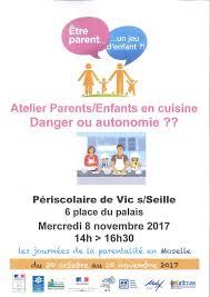 cours cuisine parent enfant echanges autour d un atelier cuisine rencontre conference a dieuze
