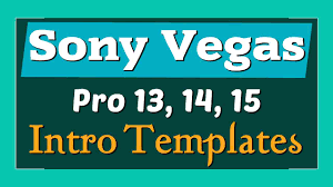 top 10 intro templates 2017 sony vegas pro 13 14 free download