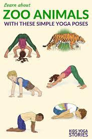 835 yoga poses images kid yoga yoga kids