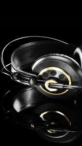 wallpaper iphone gold hd studio headphones black gold hd mobile wallpaper hd mobile wallpapers