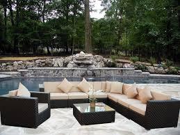 design of comfortable outdoor furniture u2013 outdoor decorations