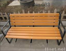 composite benches garden bench wpc wood plastic composite material park benches