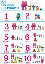 21 best números images on pinterest spanish class spanish