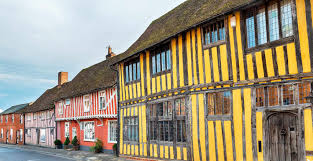 Historical Description Of Suffolk England The History Of Lavenham Suffolk