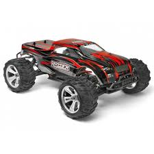 monster truck nitro 4 himoto raider 1 8th scale 4 wheel drive brushless rc monster truc