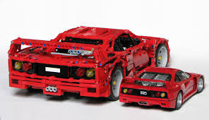 lego ferrari 458 ferrari f40 page 4 lego technic mindstorms u0026 model team