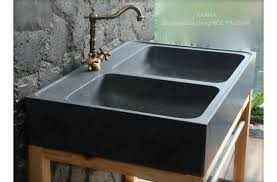 granite kitchen sinks uk 900mm genuine granite stone farmhouse kitchen sink karma