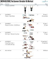 home workout plan for 34 best workout images on