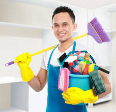 how often is a thorough house cleaning necessary final touch