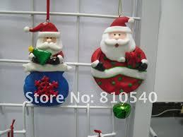 polymer clay christmas angel santa claus polymer clay christmas