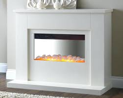 Electric Fireplace With Mantel Electric Fireplace With Mantel And Storage Antique White Stand