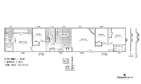 single wide mobile home floor plans single wide mobile home floor