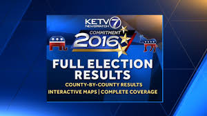 Election Interactive Map by Nebraska Iowa U S Full Election Results 2016