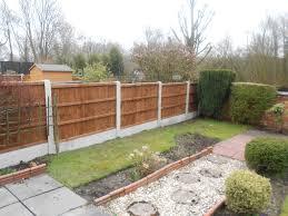 fencing chorley garden fence panels charnock fencing ltd