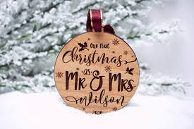 Cheap Personalised Christmas Decorations Holiday Entertaining And Decor Etsy
