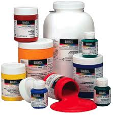 liquitex soft body medium viscosity concentrated acrylic colors