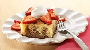 strawberry and chocolate tres leches cake eat wisconsin cheese