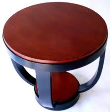 1930s art deco side table omero home