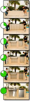 kitchen island kit outdoor kitchen and bbq island kits oxbox