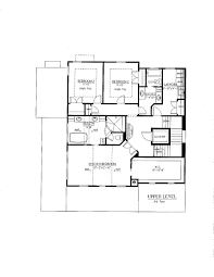 colonial style homes floor plans colonial style house plan 3 beds 3 50 baths 3520 sq ft plan 437 57