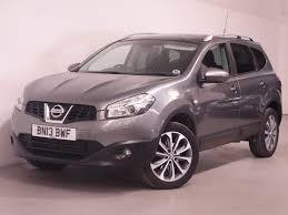 nissan qashqai gun metal used grey nissan qashqai for sale hampshire