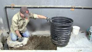 Best Basement Sump Pump by How To Install A Sump Pump Pit Youtube