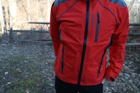 road cycling waterproof jacket review showers pass refuge rain jacket and body mapped baselayer