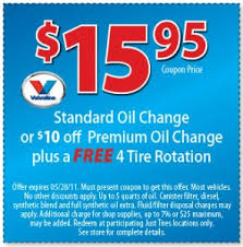 valvoline light bulb replacement coupon oil change coupons in dekalb illinois