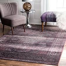 10 By 12 Rug Amazon Com Oriental Vintage Viscose Persian Amethyst Area Rugs 9