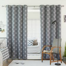 Cheap Stylish Curtains Decorating Grommet Top Room Darkening Curtain Panels Wayfair Decorating