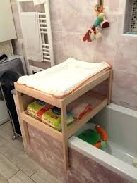 Ikea Portable Changing Table Changing Table With Wheels Bathtub Changing Table For Small