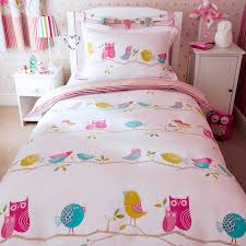 buy harlequin what a hoot owls duvet cover and pillowcase set